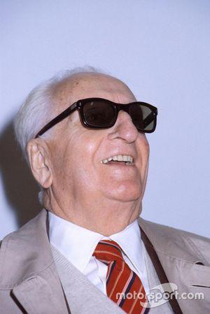Imola 1984, Enzo Ferrari