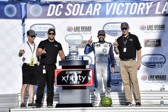 Ross Chastain, Chip Ganassi Racing, Chevrolet Camaro DC Solar wins