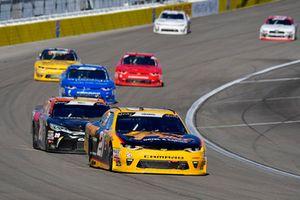 Daniel Hemric, Richard Childress Racing, Chevrolet Camaro South Point Hotel & Casino, Christopher Bell, Joe Gibbs Racing, Toyota Camry GameStop Tomb Raider
