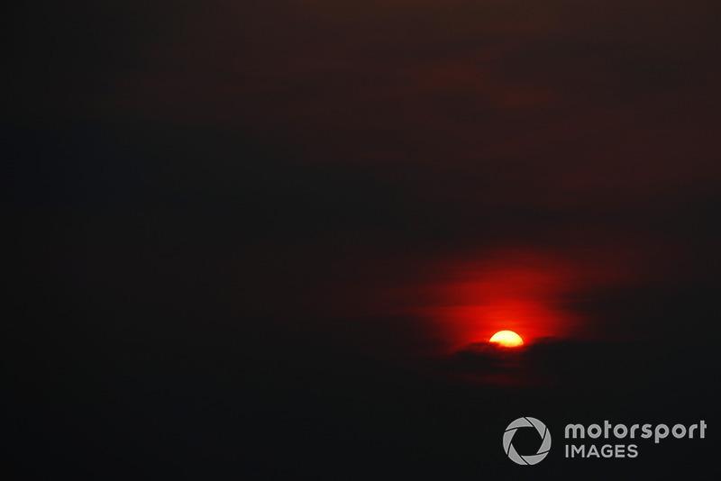 Eltűnőben a nap