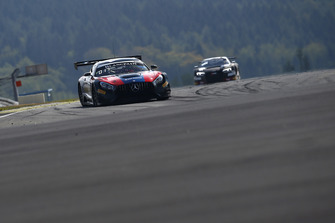 #35 SMP Racing by Akka ASP Mercedes-AMG GT3: Vladimir Atoev, Alexey Korneev