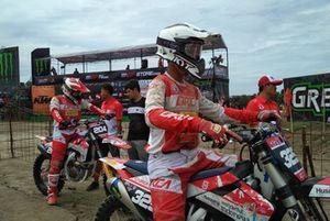 MX2: Hilman Maksum en Delvintor Alfarizi, Team Merah Putih