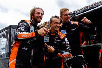 Polesitters #26 G-Drive Racing Oreca 07 - Gibson: Roman Rusinov, Andrea Pizzitola, Jean-Eric Vergne