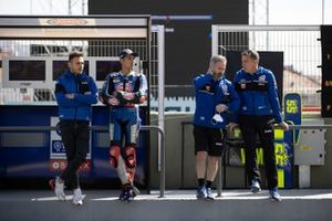 Nicco Canepa, Toprak Razgatlioglu, PATA Yamaha WorldSBK Team, Phil, Paul Denning