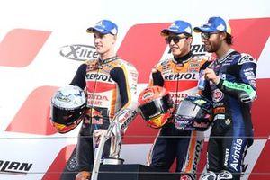 Pol Espargaro, Repsol Honda Team Marc Marquez, Repsol Honda Team Enea Bastianini, Esponsorama Racing