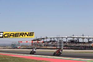 Samuele Cavalieri, TPR Team Pedercini Racing, Eugene Laverty, RC Squadra Corse