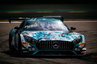 #8 BLACK FALCON Mercedes-AMG GT3: Abdulaziz Al Faisal
