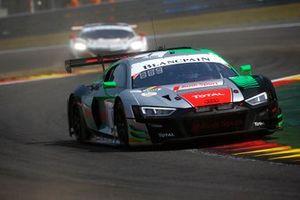 Audi R8 LMS GT3 2019 №1 команды Audi Sport Team WRT: Робин Фрейнс, Нико Мюллер, Рене Раст