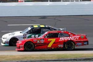 Justin Allgaier, JR Motorsports, Chevrolet Camaro BRANDT / Rev1 Energy