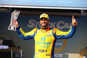 Thiago Camilo comemora pole position em Campo Grande