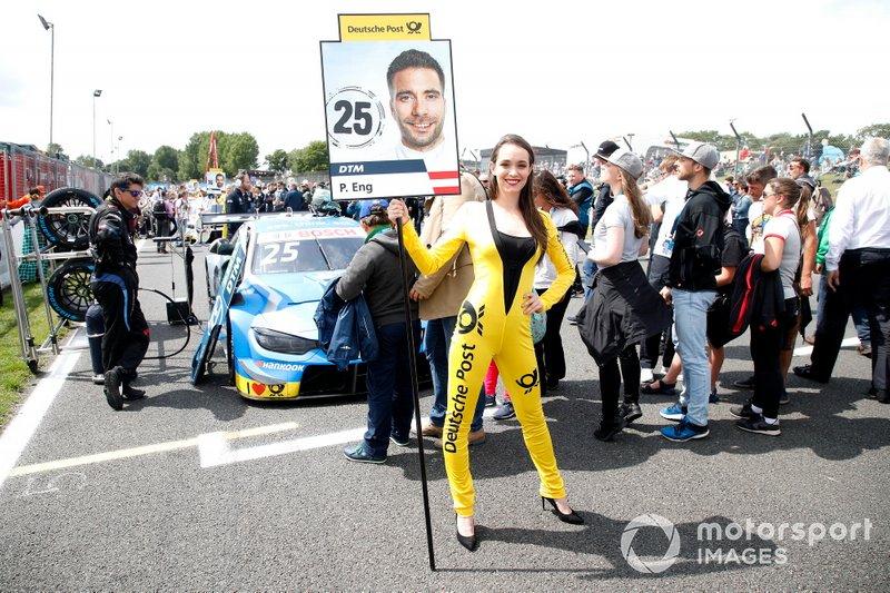 Philipp Eng, BMW Team RBM grid kızı