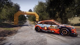 Screenshot WRC8