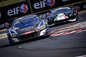 #55 Attempto Racing Audi R8 LMS GT3: Steijn Schothorst, Nick Foster