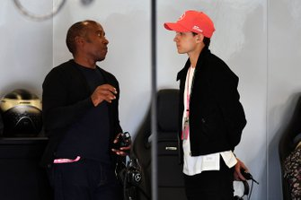 Anthony Hamilton and Tom Holland, Actor