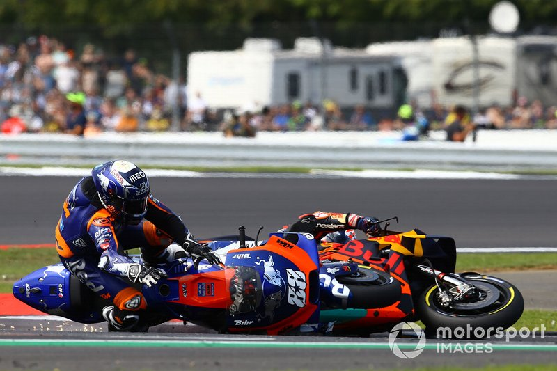 Johann Zarco, Red Bull KTM Factory Racing, Miguel Oliveira, Tech3