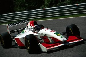 Aguri Suzuki, Footwork Mugen-Honda FA14