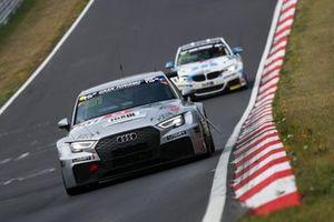 #301 Audi RS 3 LMS: Rudi Speich, Roland Waschkau, Peter Muggianu