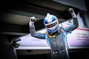 Race winner #76 R-Motorsport Aston Martin Vantage AMR GT3: Ricky Collard