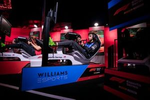 Álvaro Carretón, Williams Esports