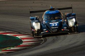 Марк Паттерсон, Кента Ямасита и Андерс Фьордбах, High Class Racing, Oreca 07 (№33)