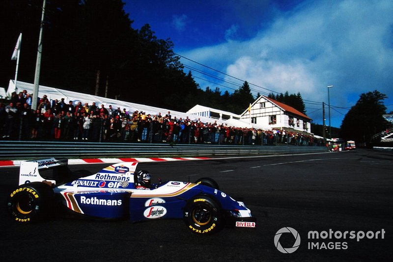 1994 Damon Hill, Williams