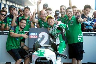 Secondo classificato Tetsuta Nagashima, SAG Racing Team