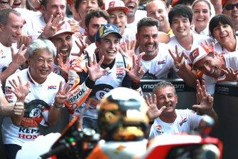 Ganador carrera Marc Marquez, Repsol Honda Team