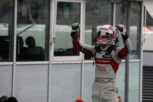 Race winner Nico Müller, Audi Sport Team Abt Sportsline