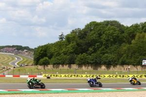 Lucas Mahias, Kawasaki Puccetti Racing, Jules Cluzel, GMT94 Yamaha, Federico Caricasulo, BARDAHL Evan Bros. WorldSSP Team