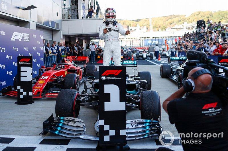82 - GP de Rusia 2019, Mercedes