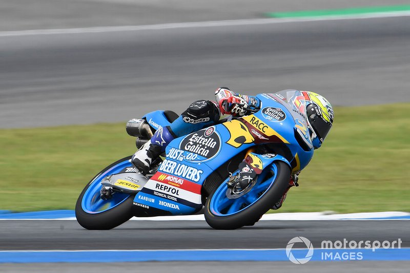 Alonso Lopez, Estrella Galicia 0,0, Thailand MotoGP 2019