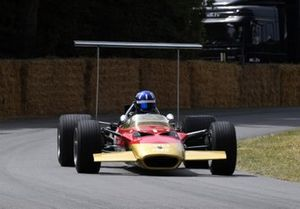 Lotus 49 Josh Hill