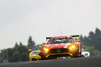 #2 Team GetSpeed Performance Mercedes-AMG GT3: Philip Ellis, Marek Böckmann