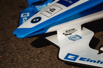 The nose of the BMW I Andretti Motorsports, BMW iFE.18