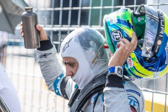 Felipe Massa, Venturi Formula E cools down on the grid
