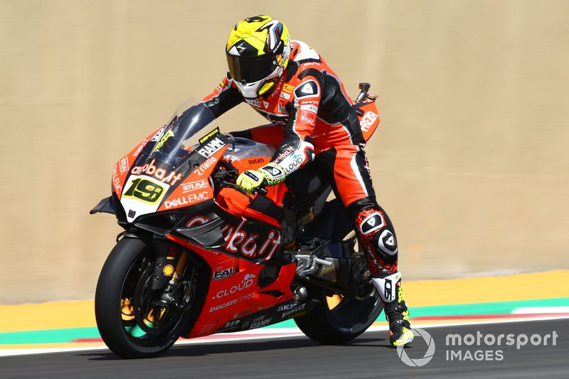 Alvaro Bautista, Aruba.it Racing-Ducati Team