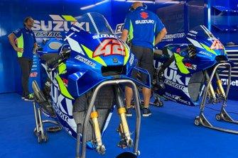 Les Suzuki au stand