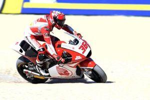 Sturz: Andi Izdihar, Honda Team Asia