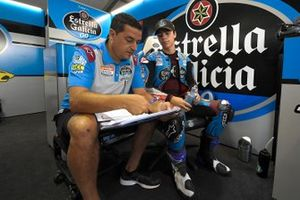 Alonso Lopez, Estrella Galicia 0,0, San Marino Moto3 2019