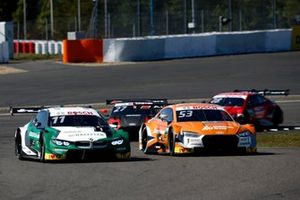 Marco Wittmann, BMW Team RMG, BMW M4 DTM, Jamie Green, Audi Sport Team Rosberg, Audi RS 5 DTM