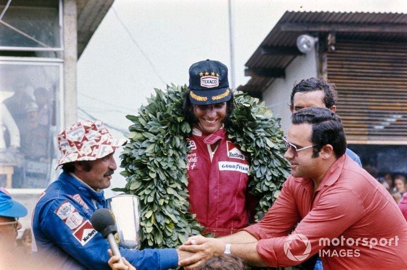 Emerson Fittipaldi: 3 vezes