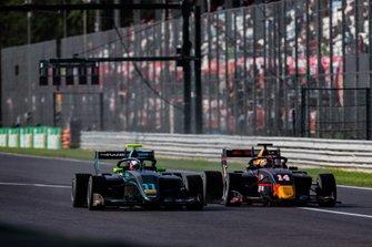 Jake Hughes, HWA RACELAB and Yuki Tsunoda, Jenzer Motorsport
