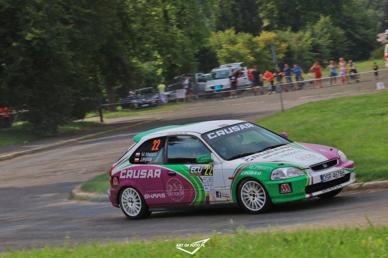 Tarmac Masters 2019, ECU Master Rally