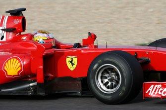 Jules Bianchi, Ferrari F60