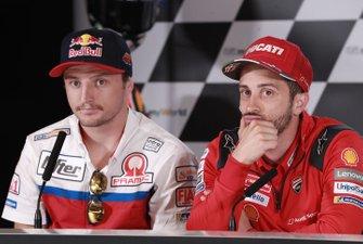 Jack Miller, Pramac Racing, Andrea Dovizioso, Ducati Team
