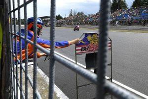 Red Bull KTM Tech3 mechanics
