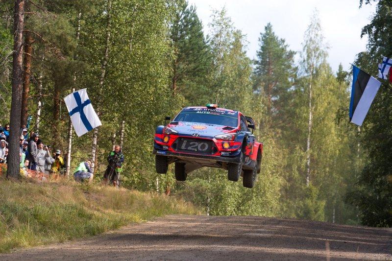 El mundial de rallies tendrá que esperar para volver a la actividad después de la cancelación del Rally de Finlandia, que se iba a disputar en agosto.