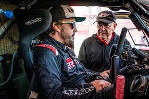 331# Toyota Gazoo Racing Toyota Hilux: Fernando Alonso