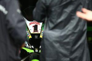 La moto de Jonathan Rea, Kawasaki Racing Team