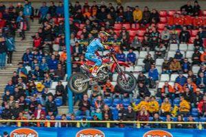 Jeremy van Horebeek, Team Bélgica